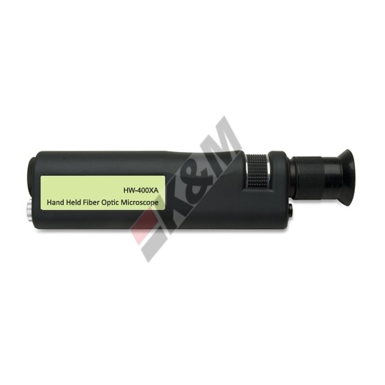 Hand Held Fiber Optical Inspection Scope