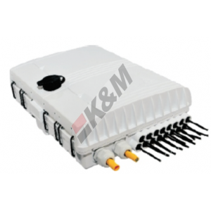FTTH Outdoor Fiber optic termination box 16 Cores